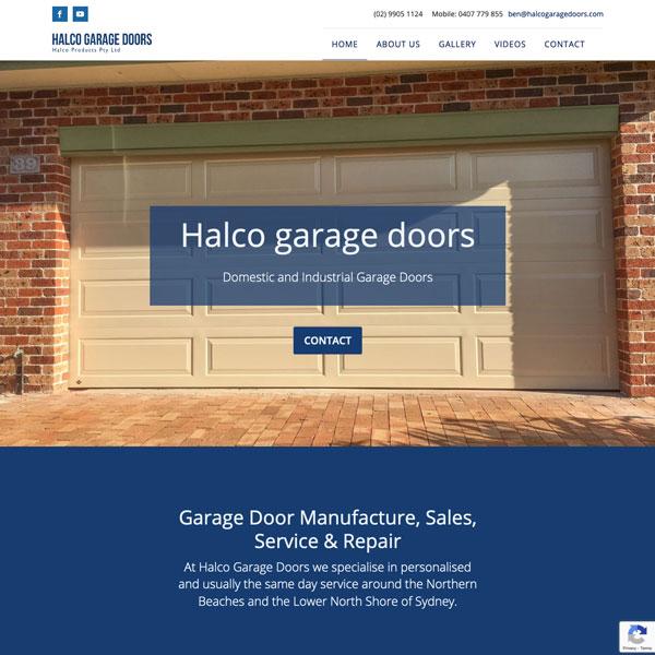 Halco Garage Doors